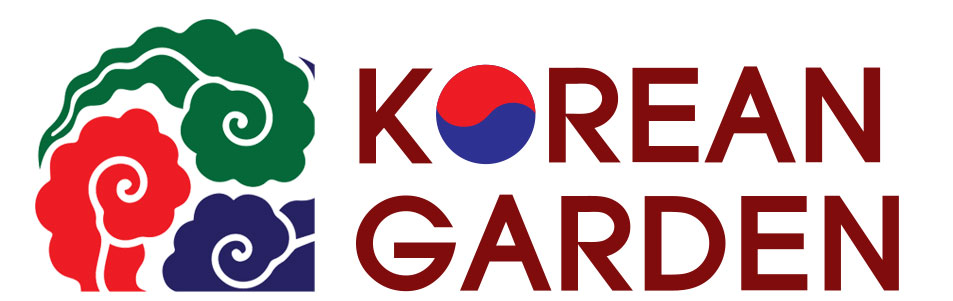 korean garden logo - Korean Garden